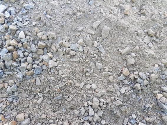 Mieszanka granitowa 0 – 31,5 mm