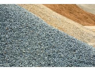 Piasek kopany płukany 0-2 mm